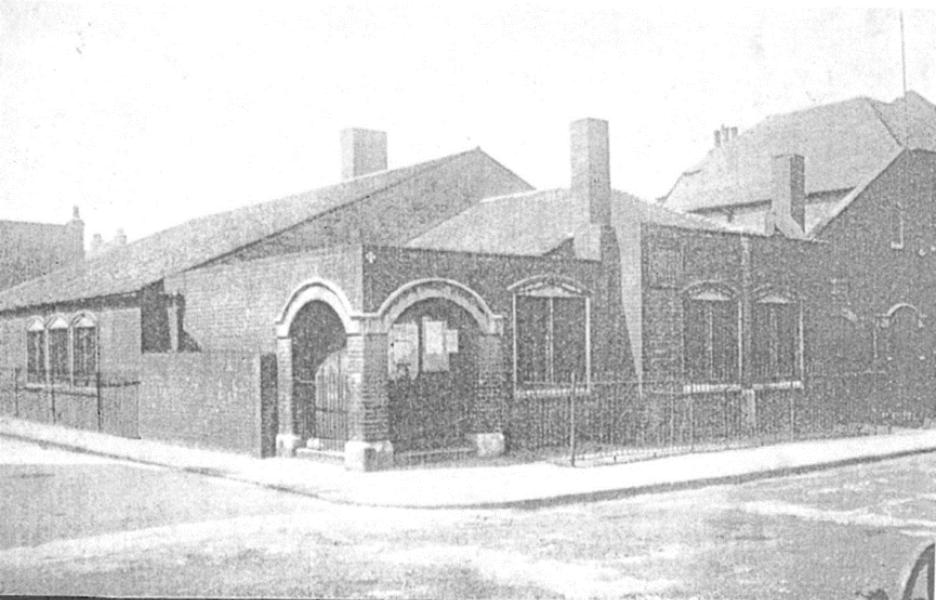 Pembroke House in 18xx