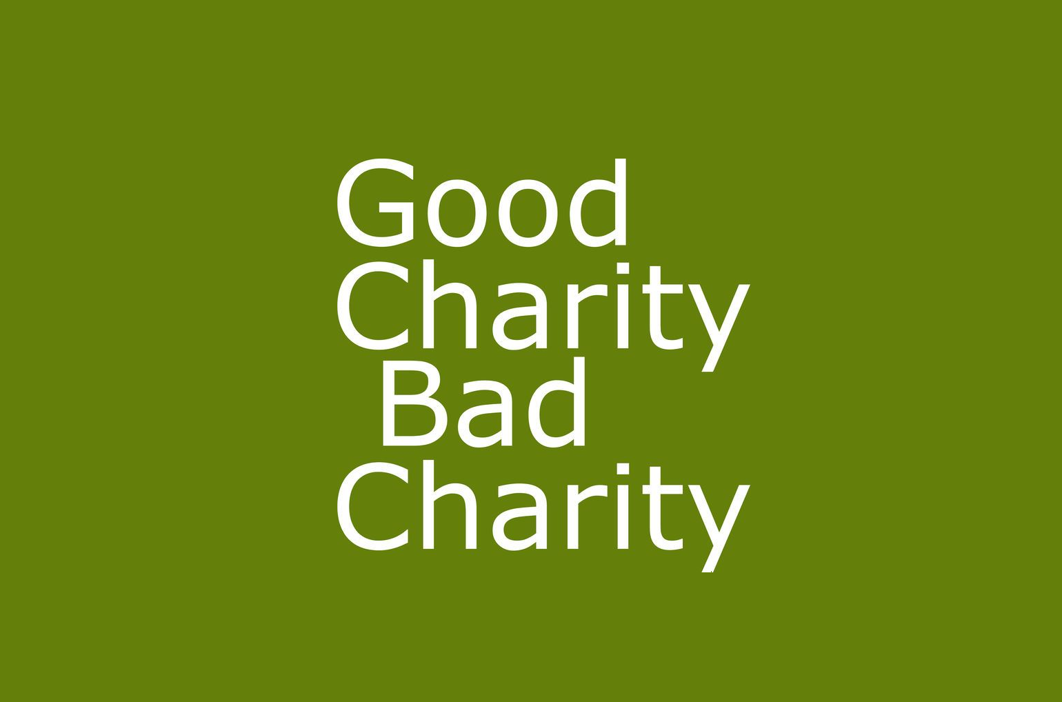 Charity podcast spotlights our work